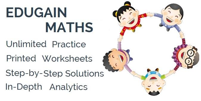 Grade 6 math worksheets, practice and tests | Edugain Global